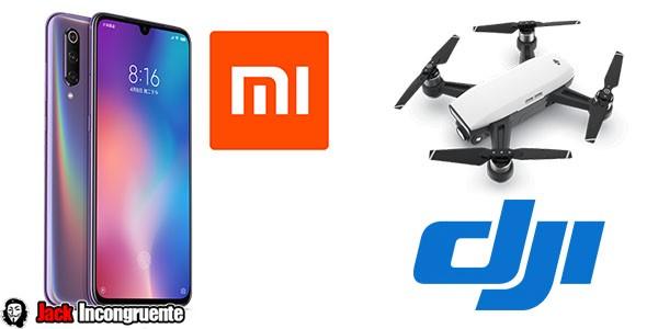 la empresa xiaomi y la empresa de drones DJI en la mira del presidente donald trump