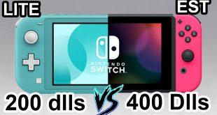Nueva Nintendo Switch Lite Mas barata Cual te conviene COMPRAR 200 dolares JACK INCONGRUENTE