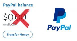 ADVERTENCIA - PayPal ya no permitirá tener saldo guardado en tu cuenta