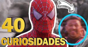 40 curiosidades de la película spiderman 2002 (Tobey Maguire)