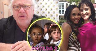 Danny Devito esta preparando una secuela de MATILDA 2