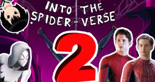 PELÍCULA Spider-Man Into the Spider Verse 2 Tobey Maguire Tom Holland jackincongruente