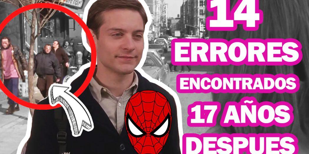 Spider-Man 30 Errores Y Curiosidades QUE NO NOTASTE JAMAS 2