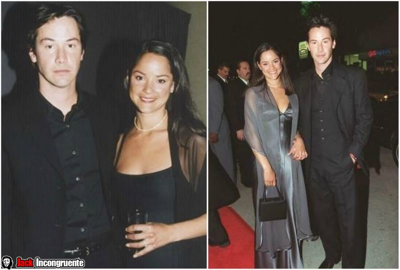 Syme and Keanu Reeves