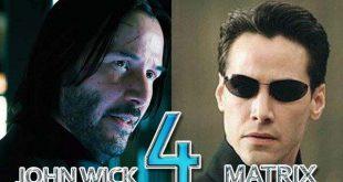 Película de Matrix 4 sera estrenada en el 2021 al igual que John Wick 4