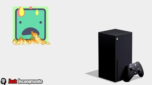 Xbox Series X no tendra calentamientos y sera silenciosa