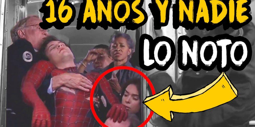18 Errores de la Película spider-man 2 2004 - Encontrados 17 años después 2020