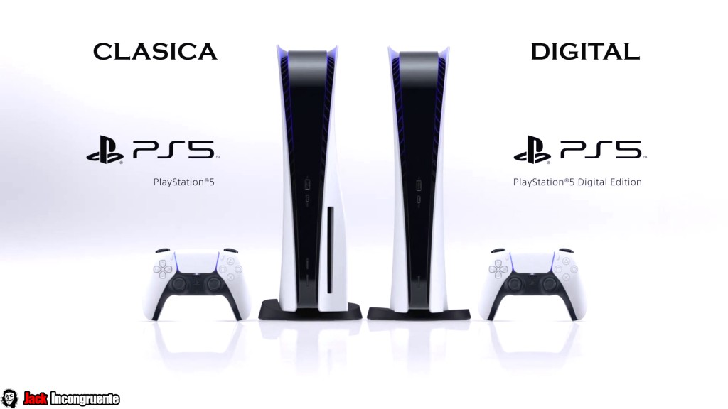 Playstation 5 2 versiones